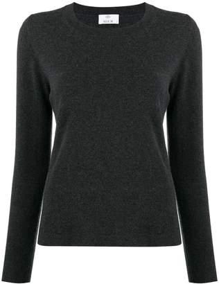 Allude cashmere crew-neck jumper