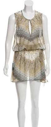 Ramy Brook Sleeveless Knee-Length Dress