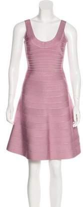 Herve Leger Eva Bandage Dress