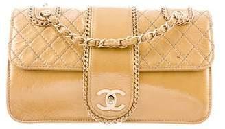 Chanel Patent Medium Madison Flap Bag