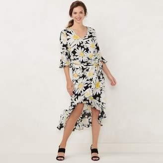 Lauren Conrad Lc Women's Wrap Dress