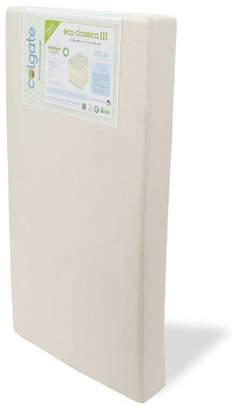 Nickelodeon Colgate Eco Classica III Dual Firmness Foam Crib Mattress