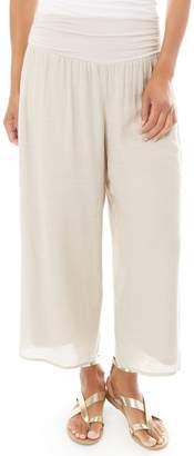 Apt. 9 Women's Crop Gauze Pants
