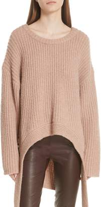 Jason Wu GREY Olympia Merino Wool Blend Sweater