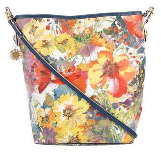 Stella McCartney Floral Print Vegan Leather Crossbody Bag