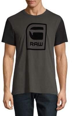 G Star Raw Graphic Pritnt T-Shirt