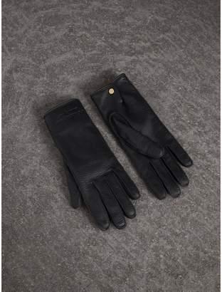 Burberry Deerskin Gloves