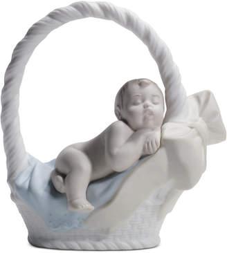 Lladro (リヤドロ) - Lladro Newborn Boy Figurine