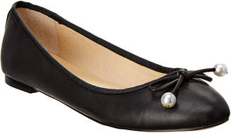 Kate Spade Ellio Leather Flat