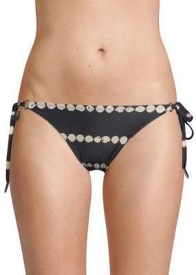 Derek Lam 10 Crosby Self-Tie Bikini Bottom