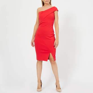 Ted Baker Women's Areena One Sleeve Bardot Dress