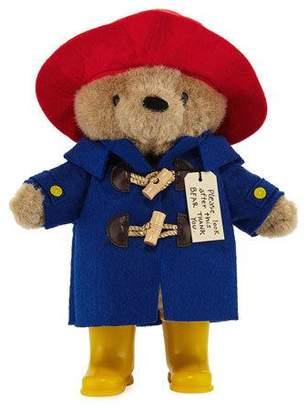 "Classic Paddington Bear Soft Toy, 10"""