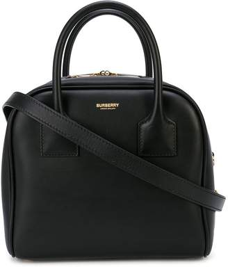 Burberry Cube top handle bag