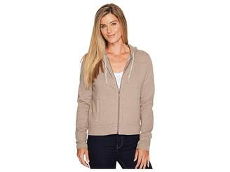 Prana Ari Zip-Up Fleece Jacket Women's Coat