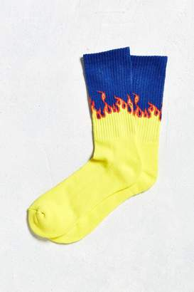 Urban Outfitters Flames Sport Sock