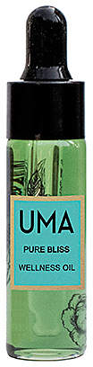 UMA Pure Bliss Wellness Oil Travel Size