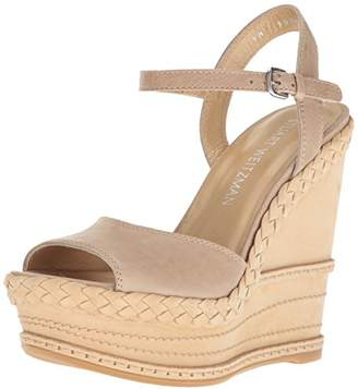 Stuart Weitzman Women's Clean Wedge Sandal