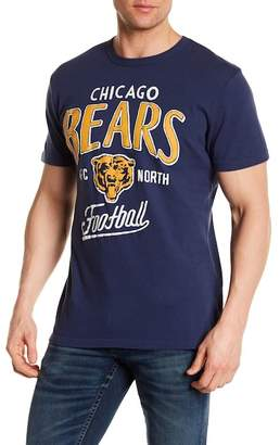 Junk Food Clothing Chicago Bears Kick Off Tee