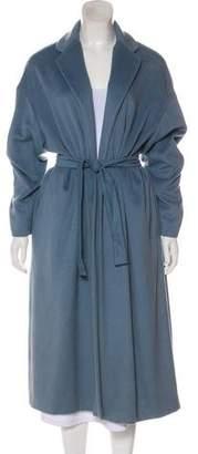 Emilio Pucci Angora Long Coat