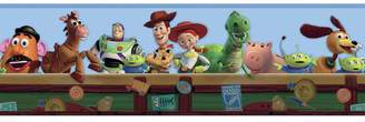 York Wall Coverings York Wallcoverings Disney / Pixar Toy Story Toy Chest Wall Border