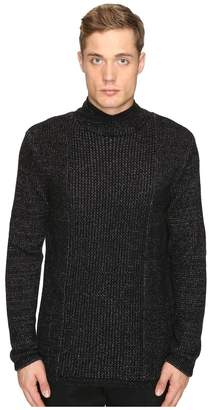 Matiere Smith Cashmere Blend Cowl Neck Sweater Men's Sweater