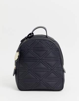 Emporio Armani Quilted Nylon Backpack