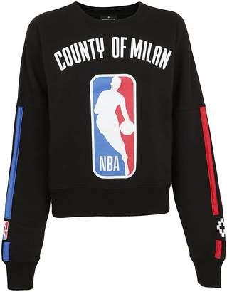 Marcelo Burlon County of Milan Printed Sweater