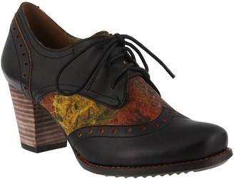 Spring Step L'Artiste by Leather Oxfords - Marivel