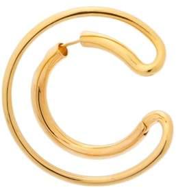 Charlotte Chesnais Large Ego Hoop Earring