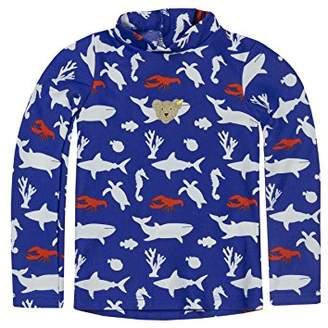 Steiff Boy's Sonnenschutzshirt 1/2 Arm 6717723 Swimwear,3-6 Months
