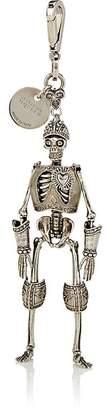 Alexander McQueen Men's Armored-Skeleton Key Chain