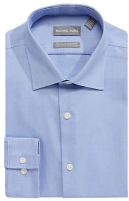 MICHAEL Michael Kors Slim-Fit Cotton Dress Shirt