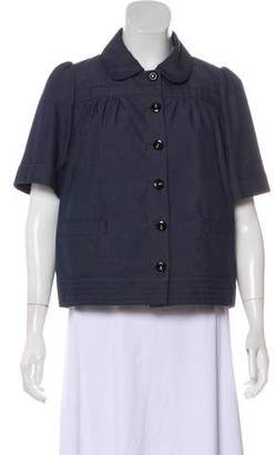 See by Chloe Short Sleeve Jacket