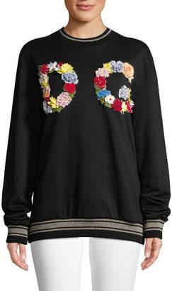 Dolce & Gabbana Longline Sweatshirt