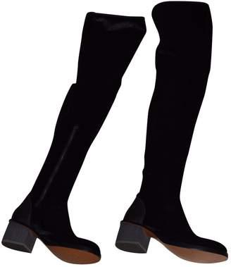 Damir Doma Velvet Boots