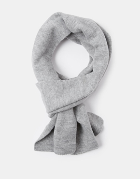 ASOS Scarf in Soft Touch Yarn - Grey