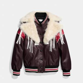Coach Dream Catcher Varsity Coat