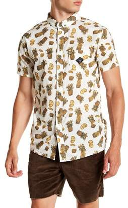 TCSS Pineapple Short Sleeve Shirt
