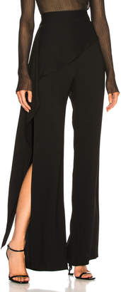 Michelle Mason Pants with Side Drape