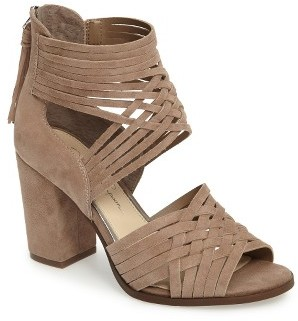 Women's Jessica Simpson Reilynn Woven Sandal $109.95 thestylecure.com