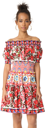 STYLEKEEPERS Wild Flowers Off Shoulder Dress $138 thestylecure.com