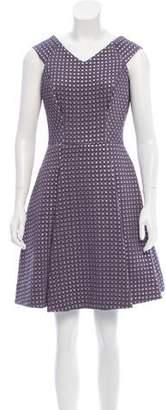 Yoana Baraschi Etoile Jacquard Dress w/ Tags