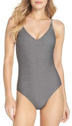 Chelsea28 Retro One-Piece Swimsuit