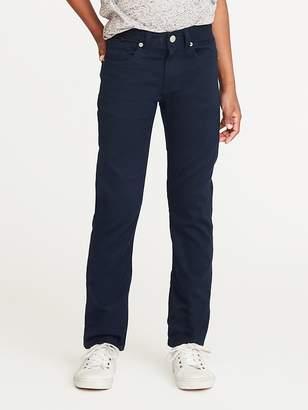 Old Navy Karate Built-In Flex Max Pop-Color Slim Jeans