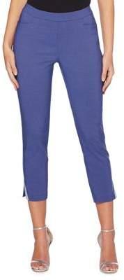 Rafaella Jacquard Cropped Pants