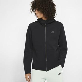 Nike Cross Brand Men's Full-Zip Hoodie Sportswear Tech Fleece