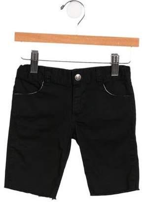 Appaman Fine Tailoring Boys' Raw-Edge Zip-Up Bottoms