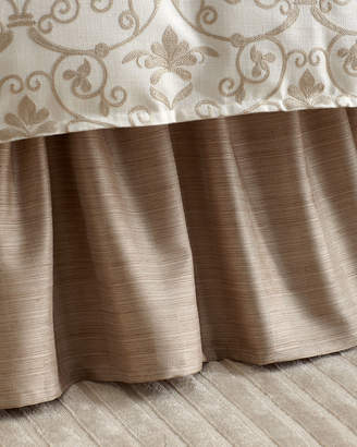 Isabella Collection by Kathy Fielder King Charlotte Dust Skirt