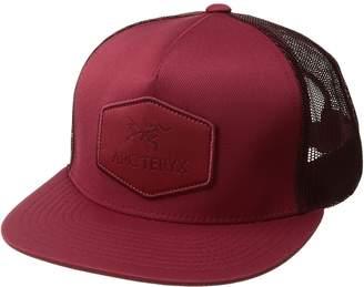 Arc'teryx Hexagonal Patch Trucker Hat Caps