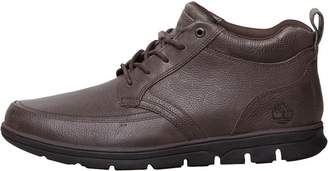 Timberland Mens Bradstreet MOC Toe Chukka Boots Mulch